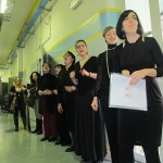 faith all'ospedale di mirandola