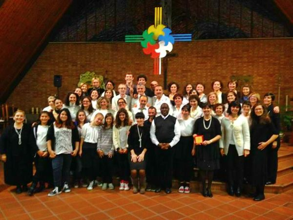 Faith Gospel Choir a Cesena con Nehemiah Brown