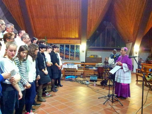 faith gospel choir a Cesena con Nehemiah Brown e Don Douglas Regattieri