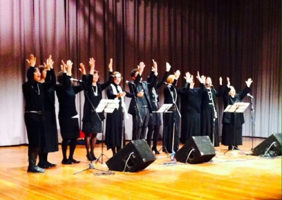 Faith Gospel Choir a Sarezzo