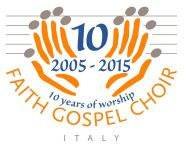 Faith Logo ten years